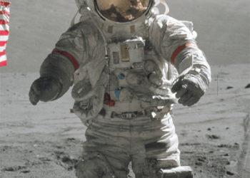 Gene Cernan, Apollo 17