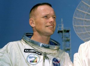 Neil Armstrong Before Gemini 8